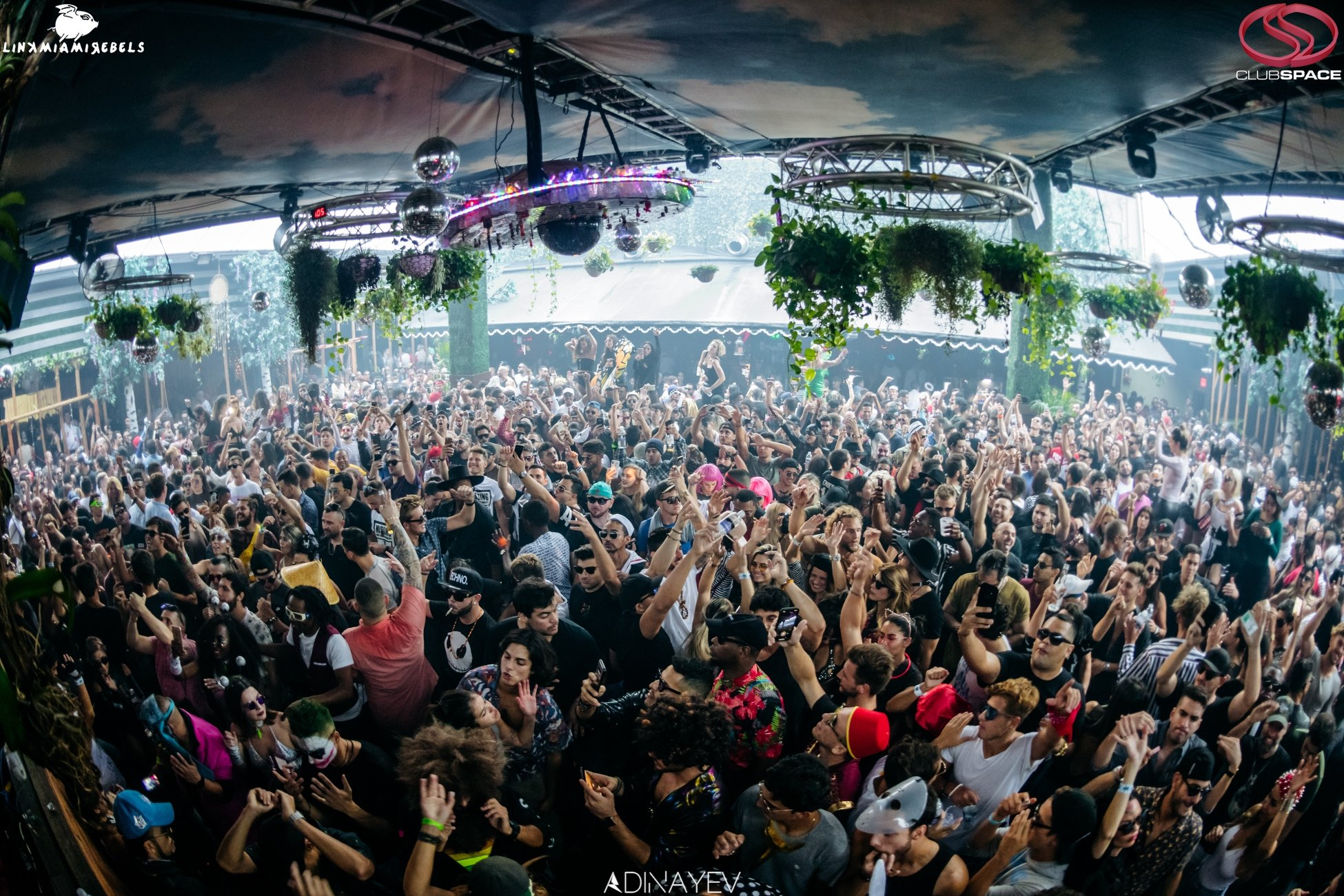 Space Invaders presents Saturday MMW 2019 Image