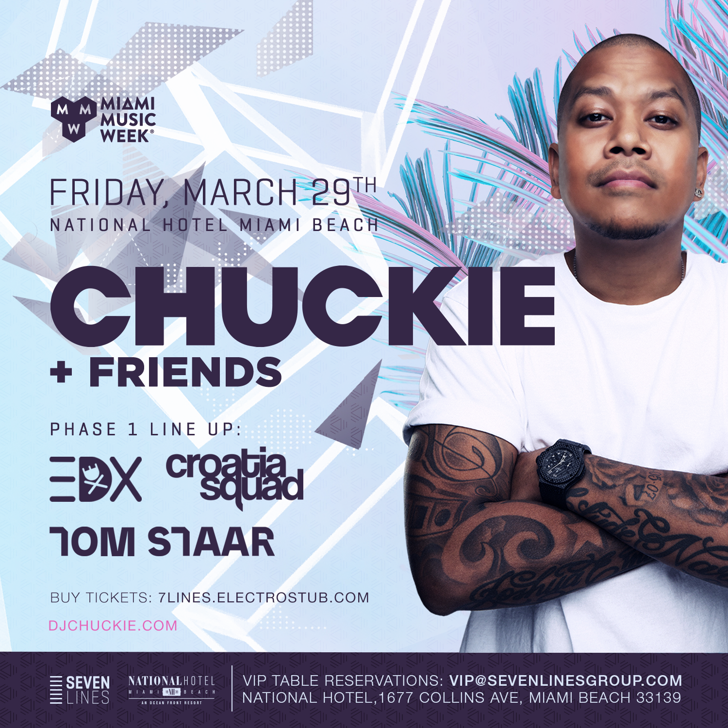 DJ Chuckie & Friends Image