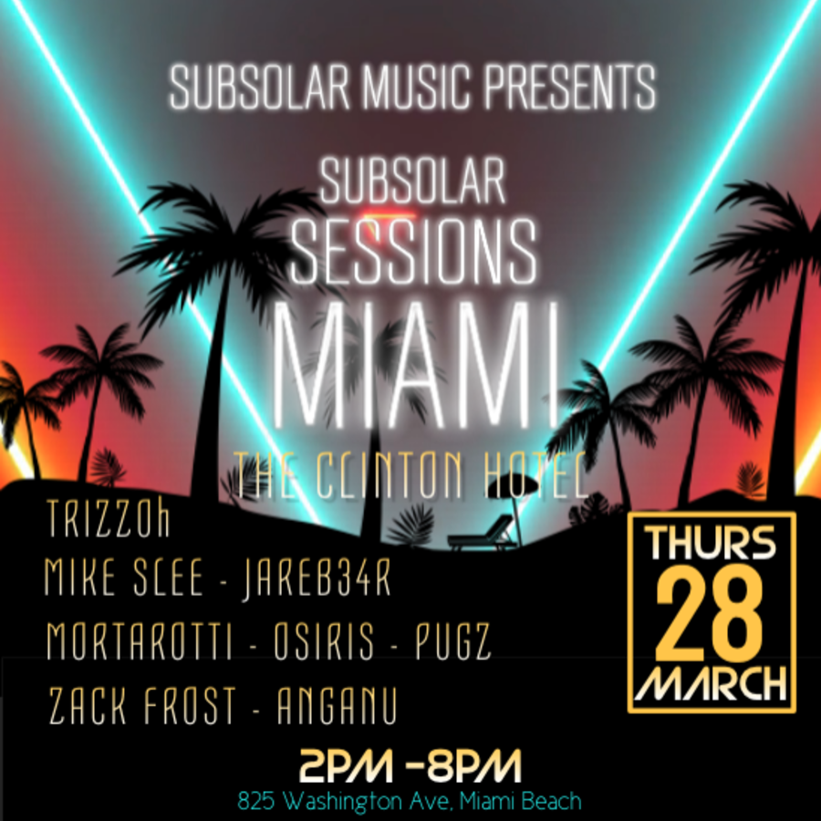 Subsolar Sessions Miami Image