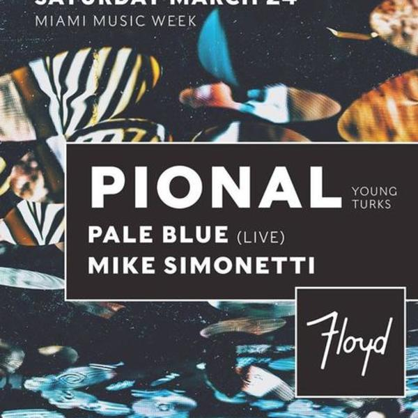 Pional – Pale Blue (live) – Mike Simonetti Image