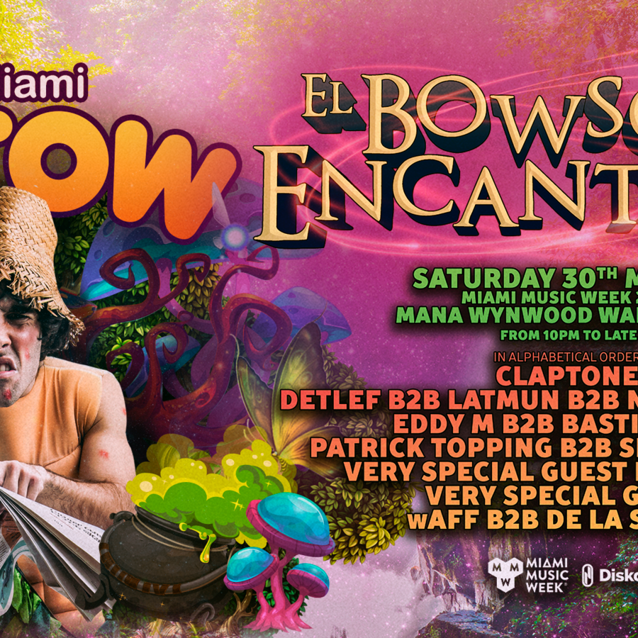 Elrow Miami Music Week 2019 Image