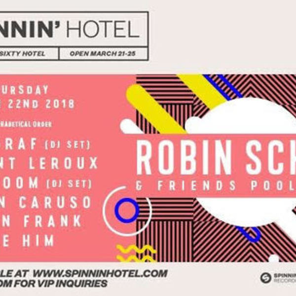 Robin Schulz & Friends Pool Party 2018 Image