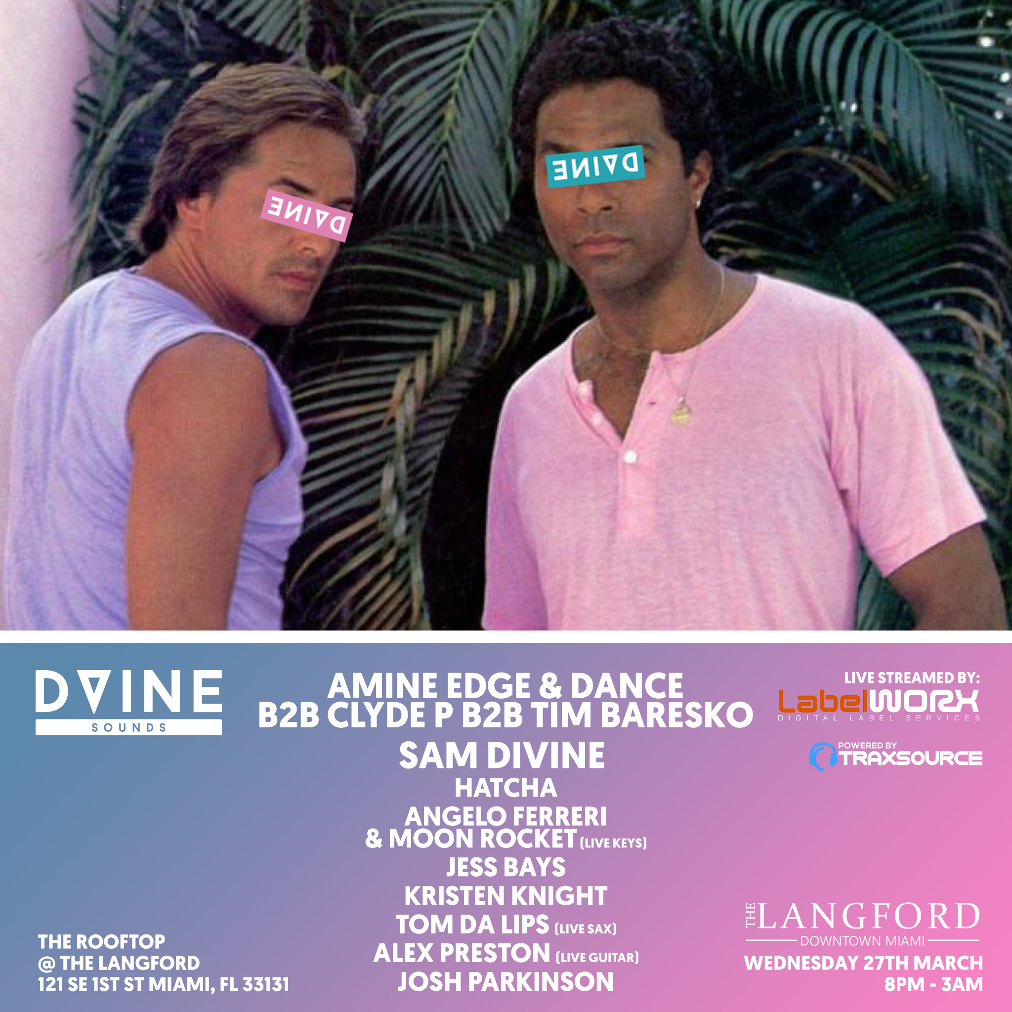 DVINE Sounds Does Miami Image