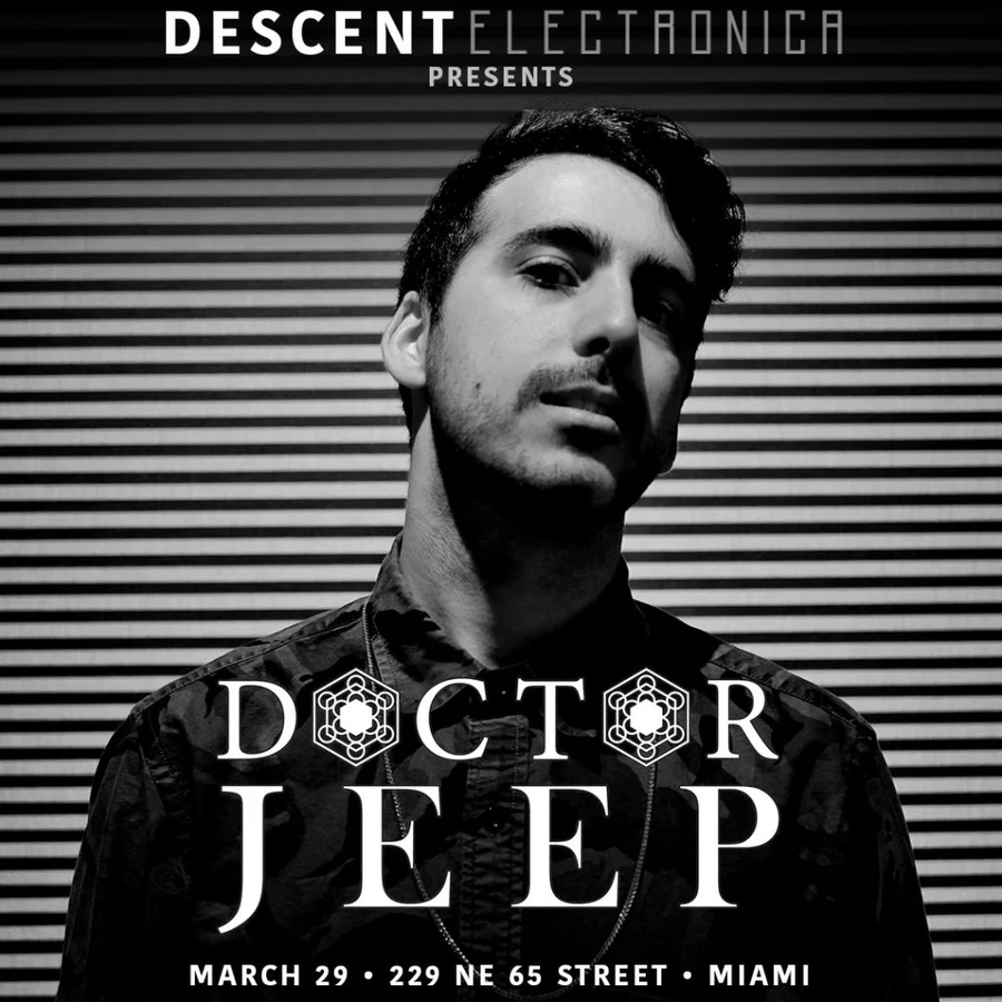 Descent Electronica: Doctor Jeep Image