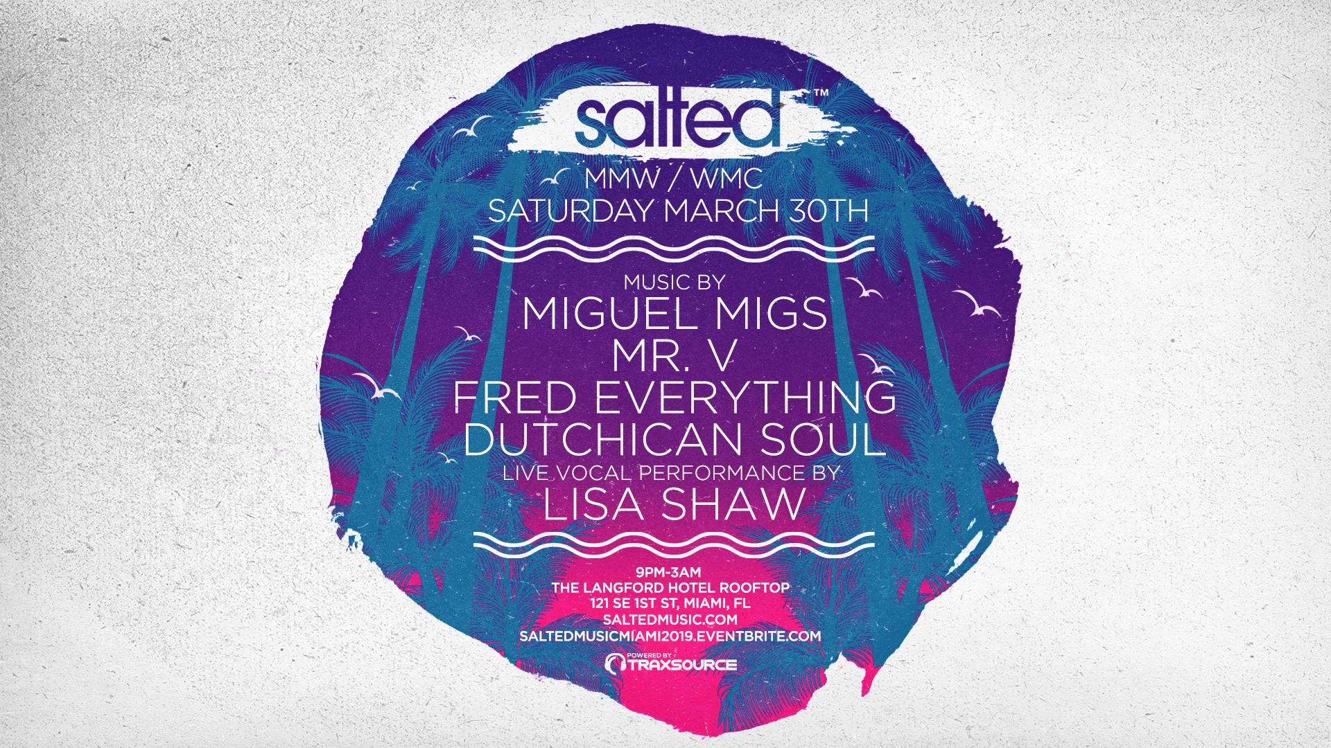 Salted Music Miami 2019 Image