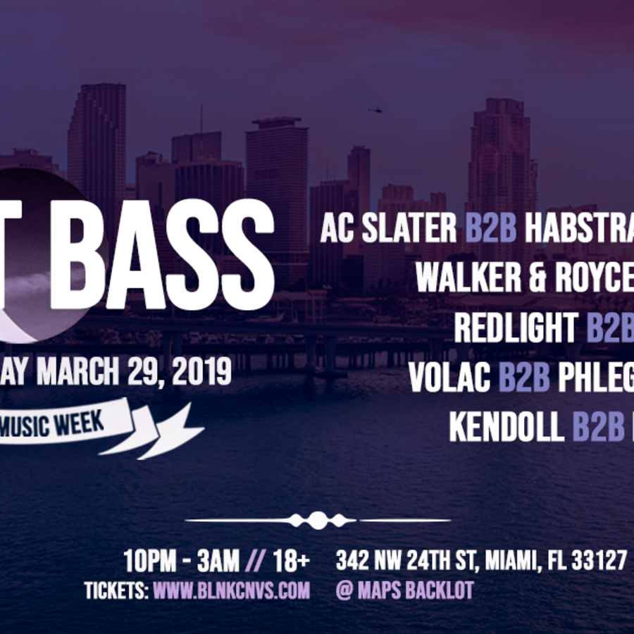 Night Bass Miami  Image