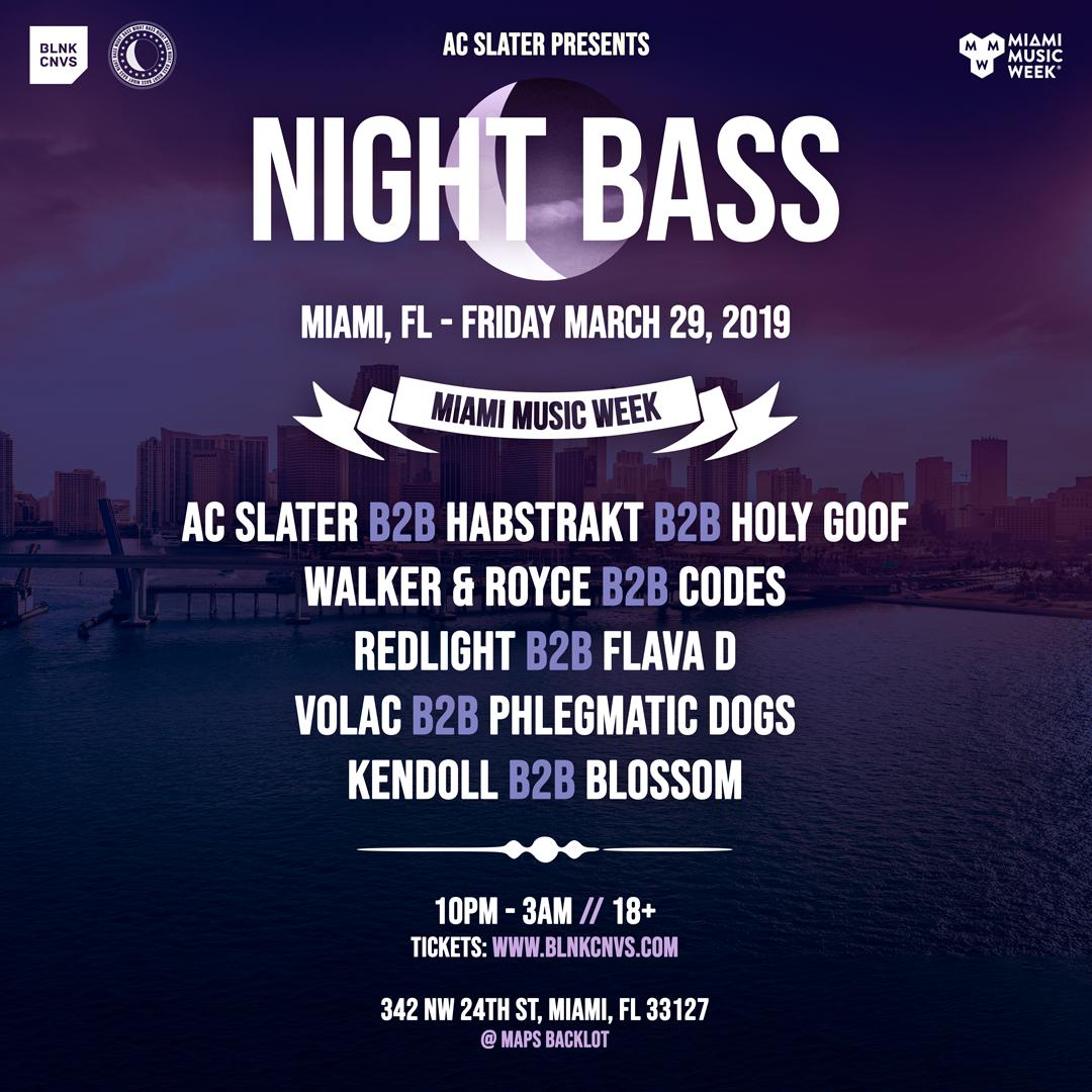 Night Bass Miami  Image