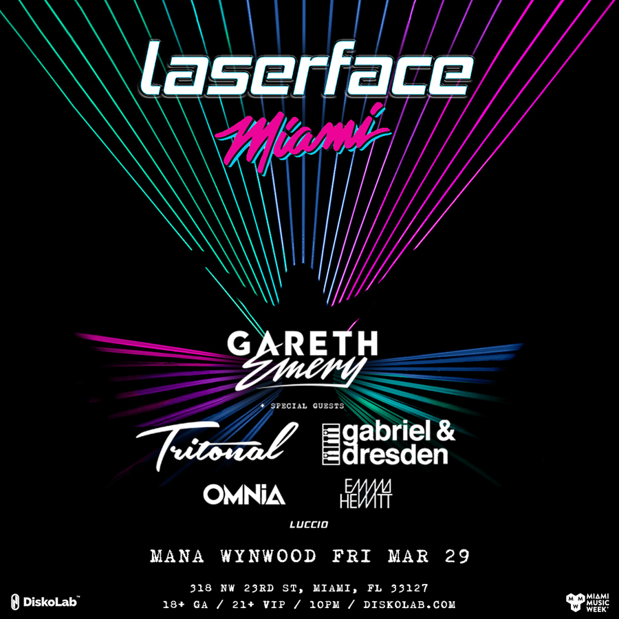 Laserface Miami Image