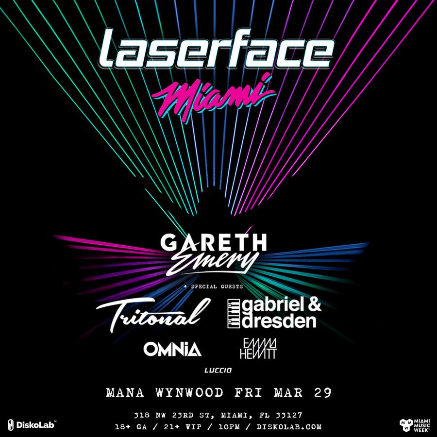 Laserface Miami Image