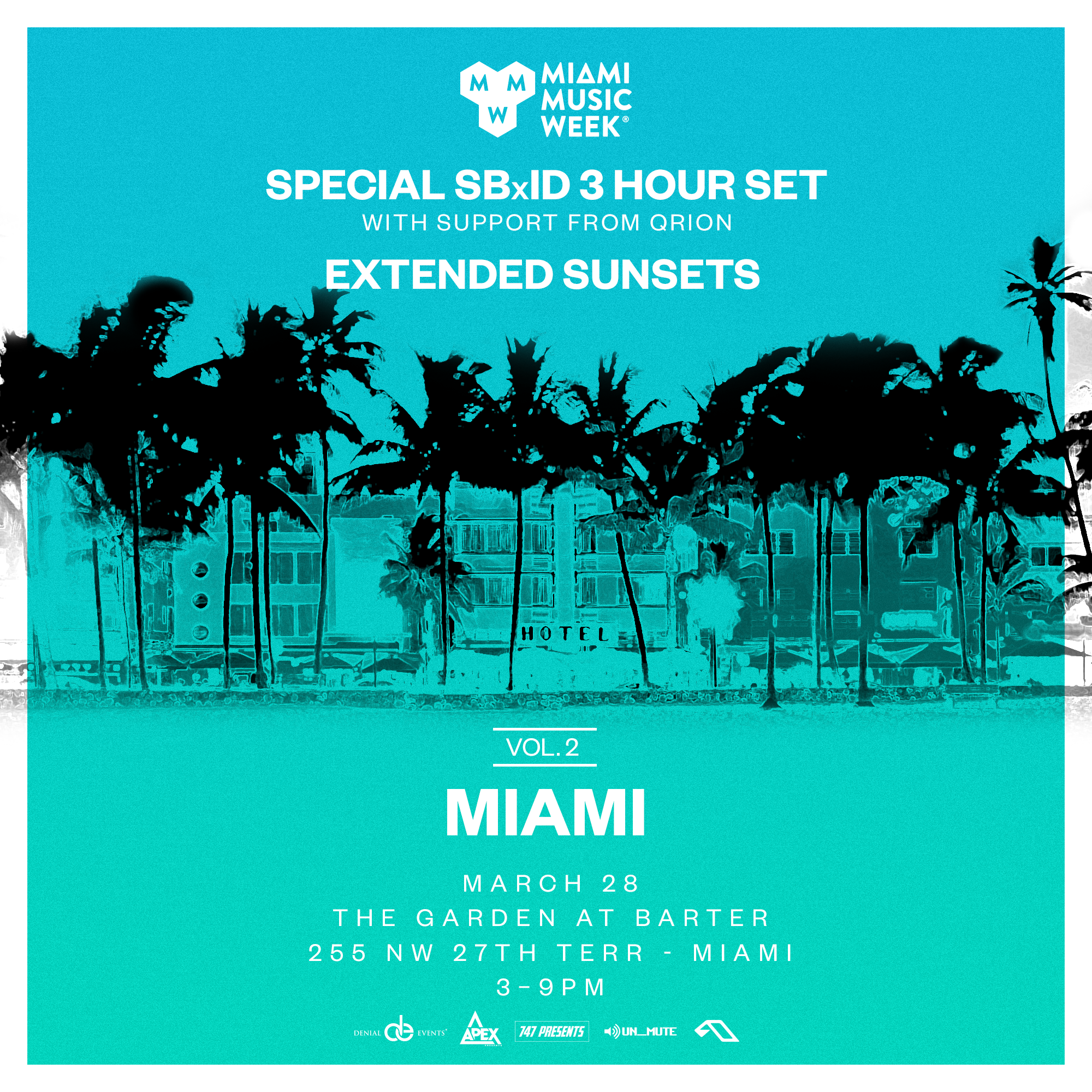 Extended Sunsets Vol. 2 - Miami Image