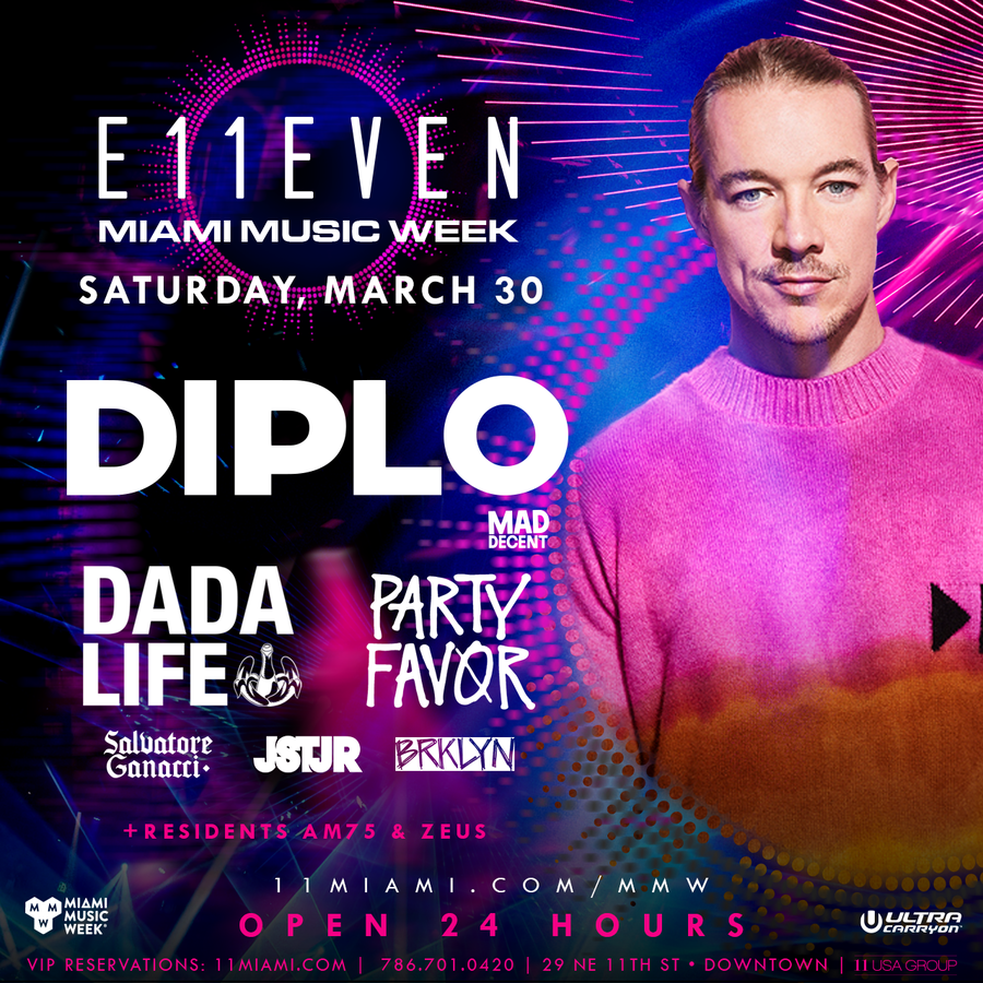 Diplo and Friends  Image