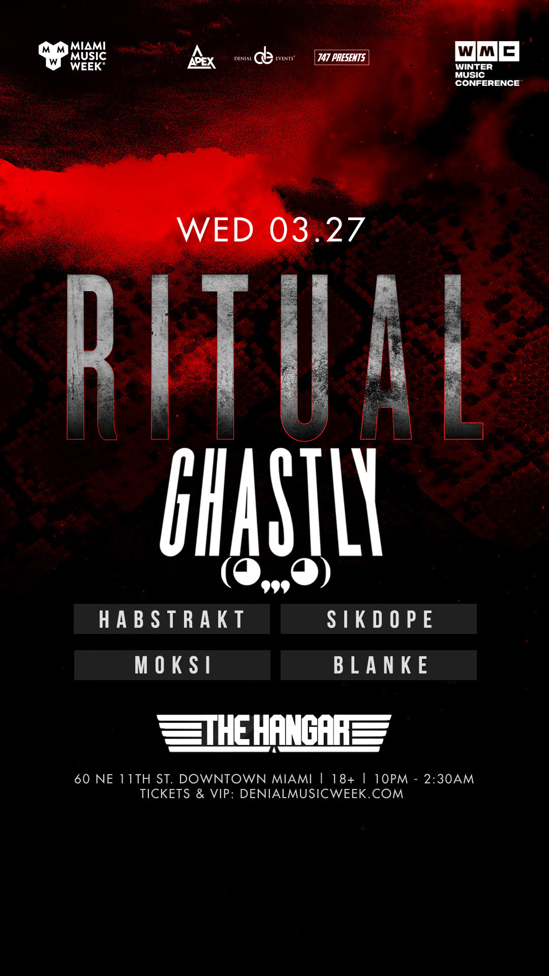 Ghastly presents Ritual Image