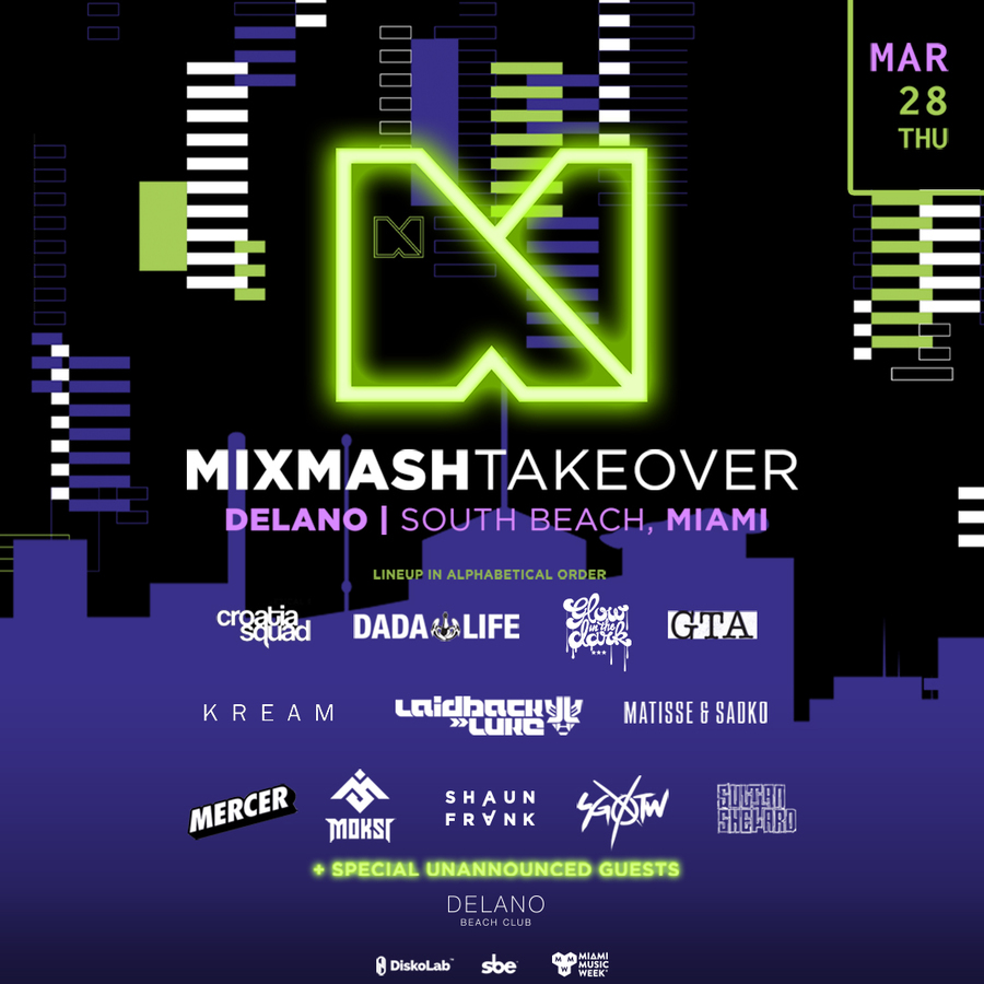 Mixmash Takeover Image