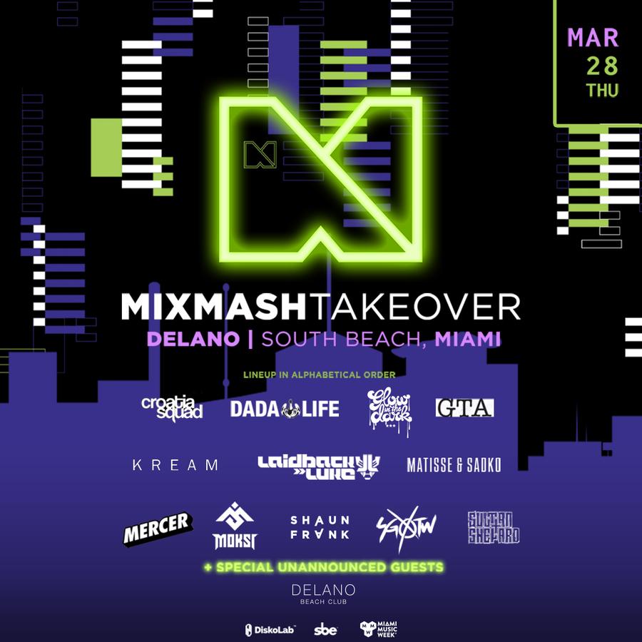 Mixmash Takeover Image