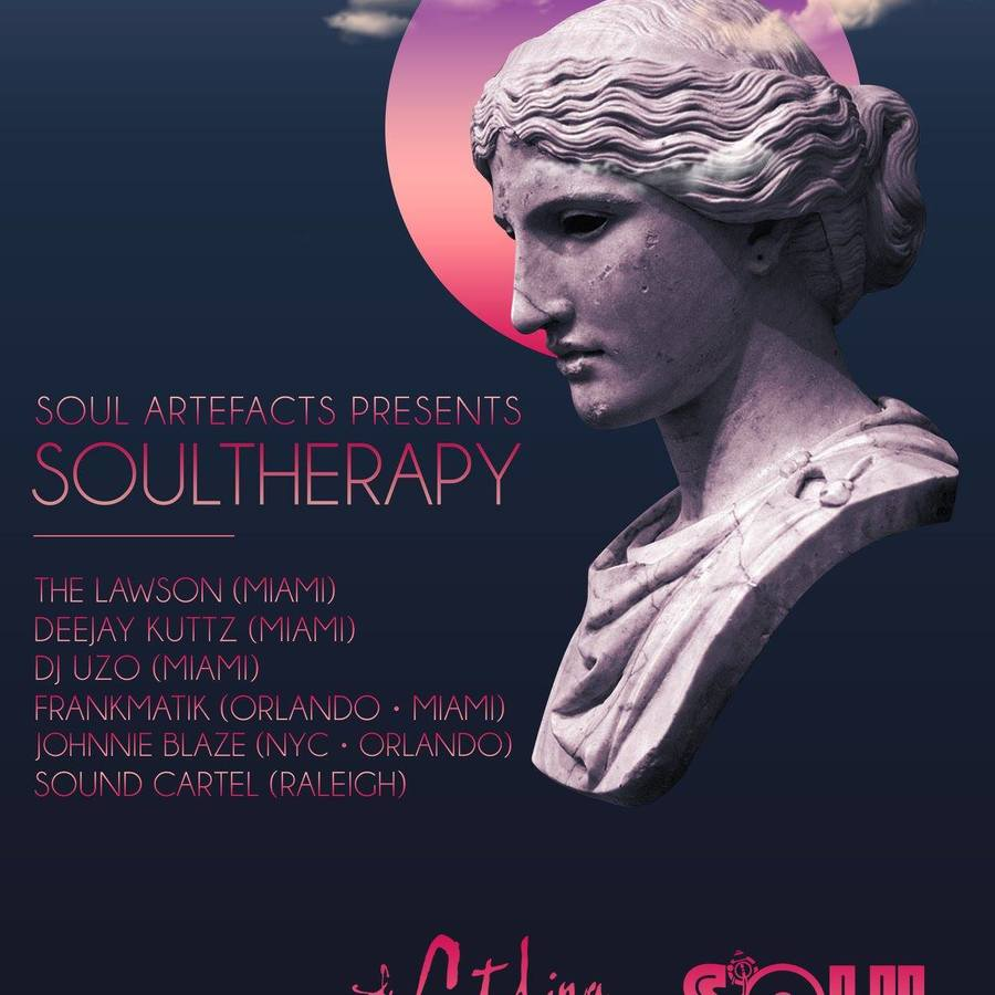 SOULTherapy Miami Music Week 2019  Image