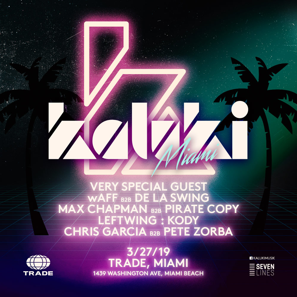 KALUKI Miami Flyer
