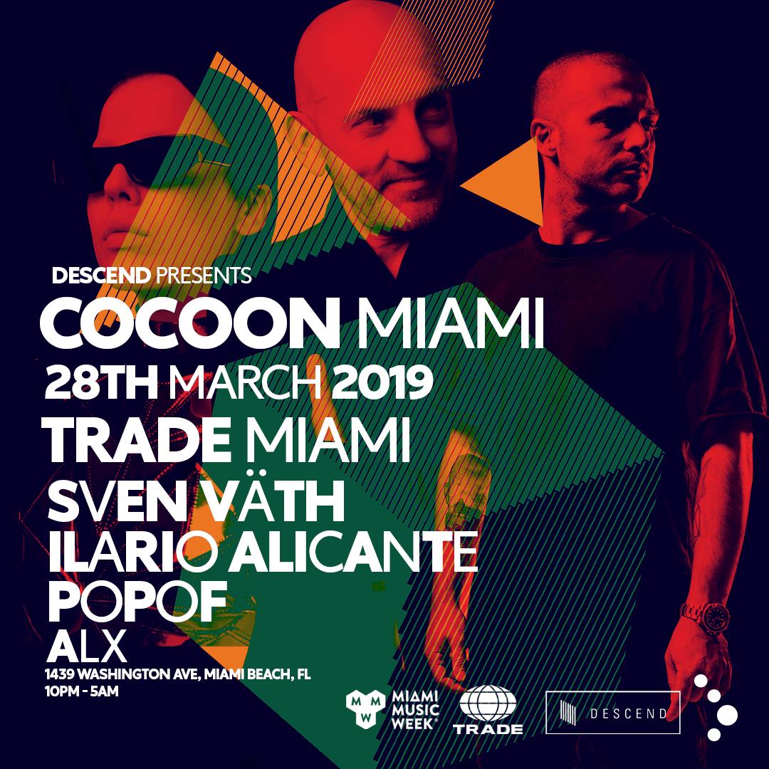 Cocoon Miami - 20th Anniversary Image