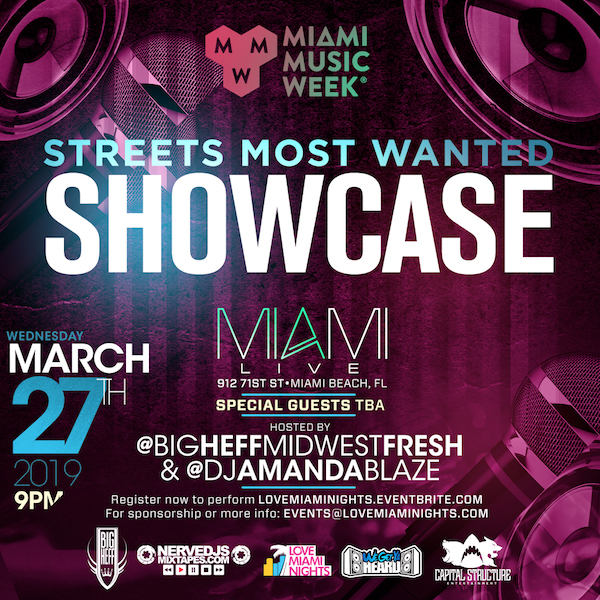 Streets Most Wanted Showcase Image