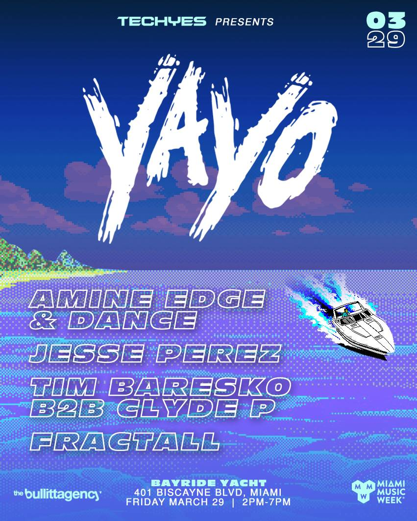 YAYO! Yacht Party  Image