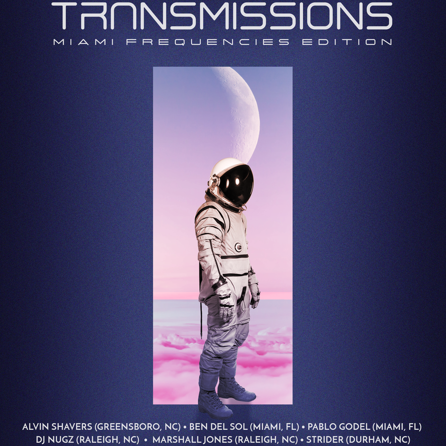 DanceGruv Radio presents Transmissions: Miami Frequencies Edition Image
