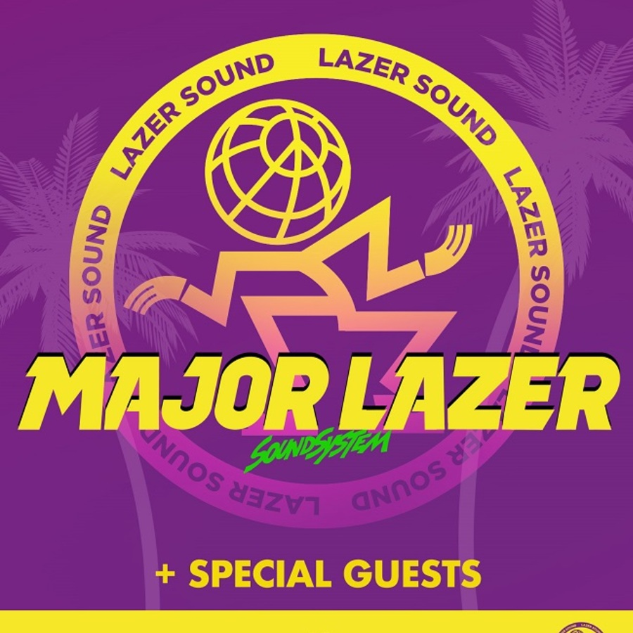 Miami Music Week 2019 - MAJOR LAZER Image