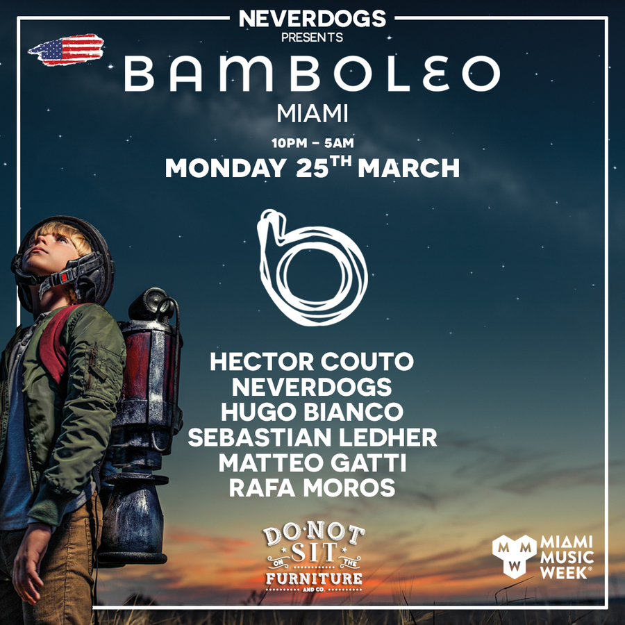 Bamboleo at Miami Music Week  Image