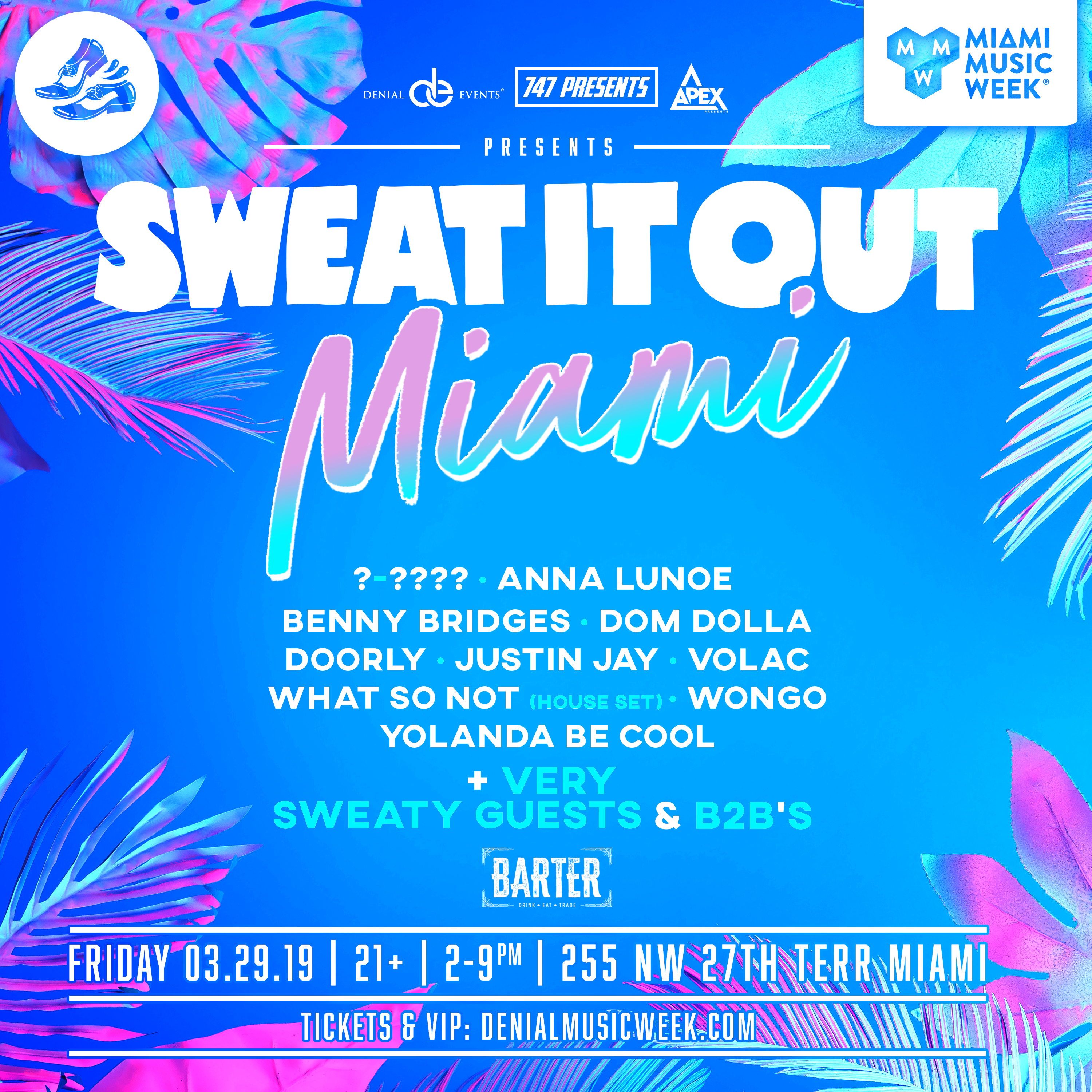Sweat It Out Miami Image