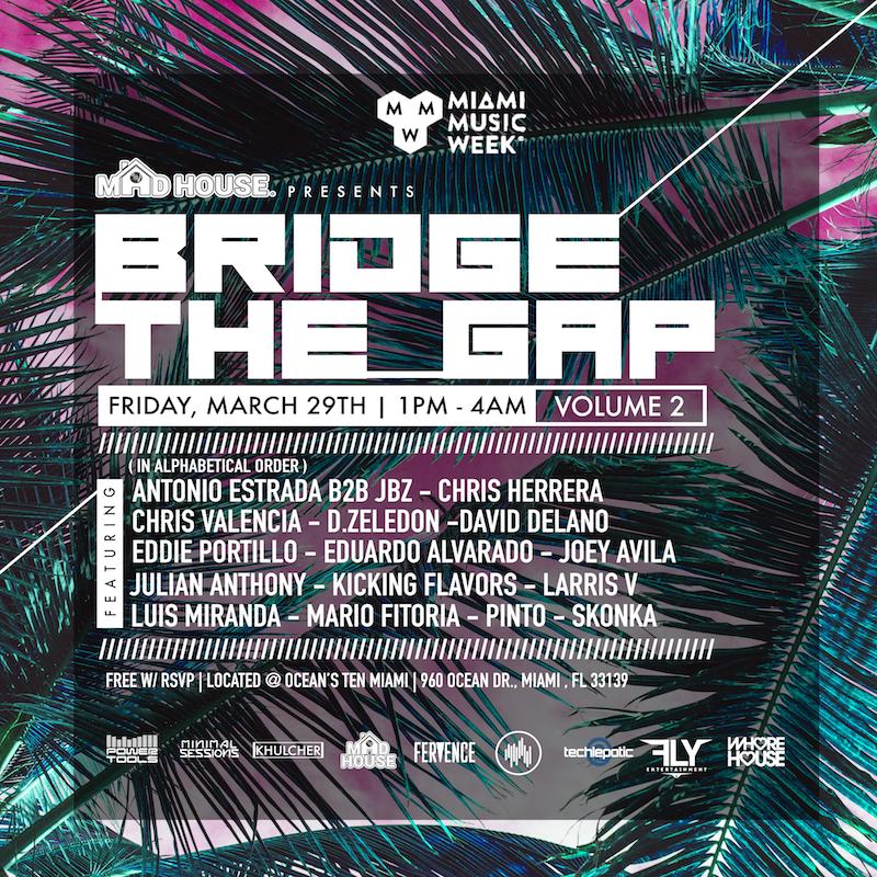 Madhouse Presents: Bridge The Gap Volume 2 Image