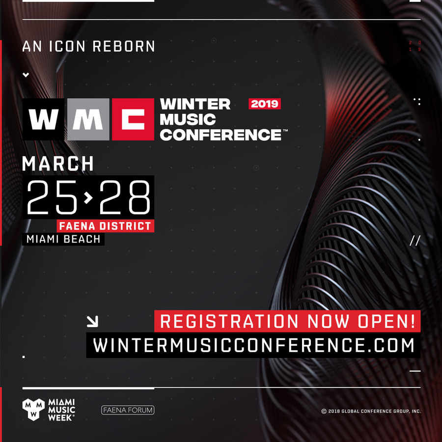 Winter Music Conference March 27th Image