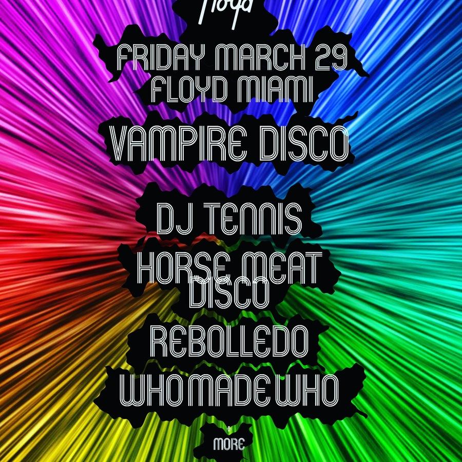 Vampire Disco Image