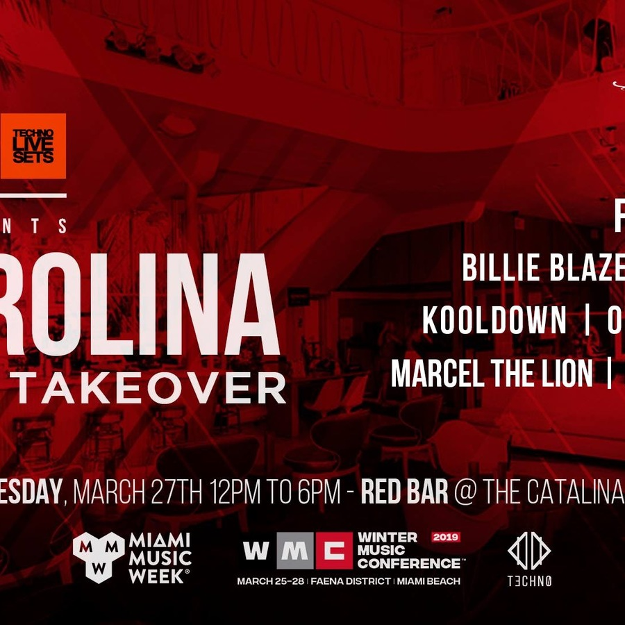 Subtek & Techno Live Sets Presents Carolina TakeOver Image