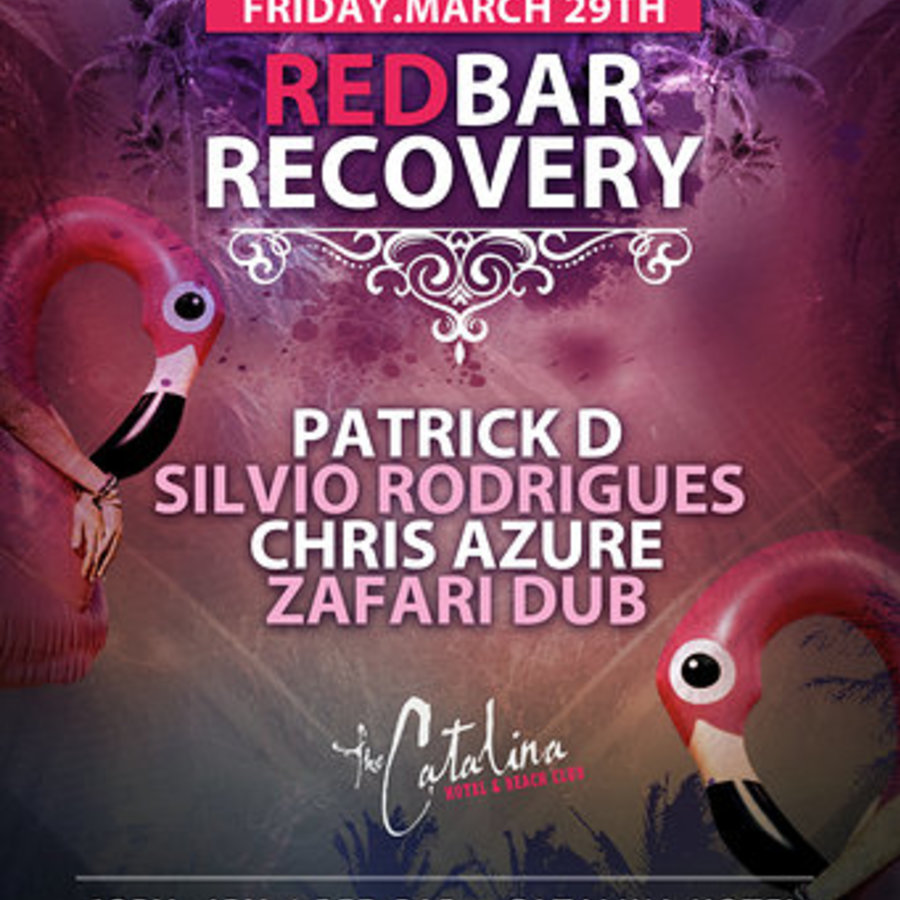 Red Bar Recovery Image