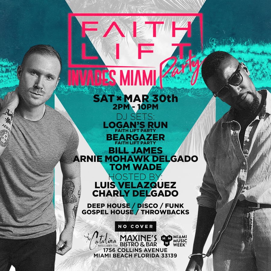 Faith Lift Party Invades Miami Image