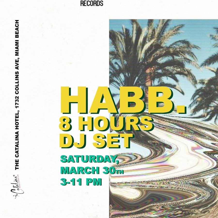 Vaporized Records present DJ Habb Image