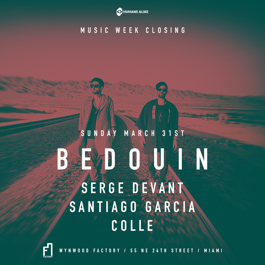 Bedouin + Special Guests Closing Party (North Room) Image