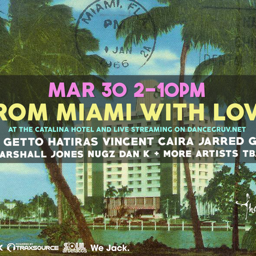 """From Miami with Love""  Image"