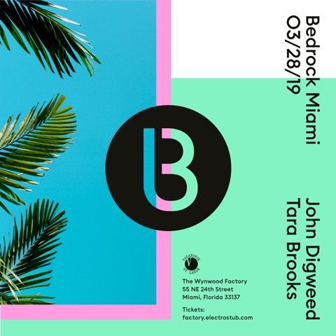 John Digweed presents Bedrock (West Room) Image