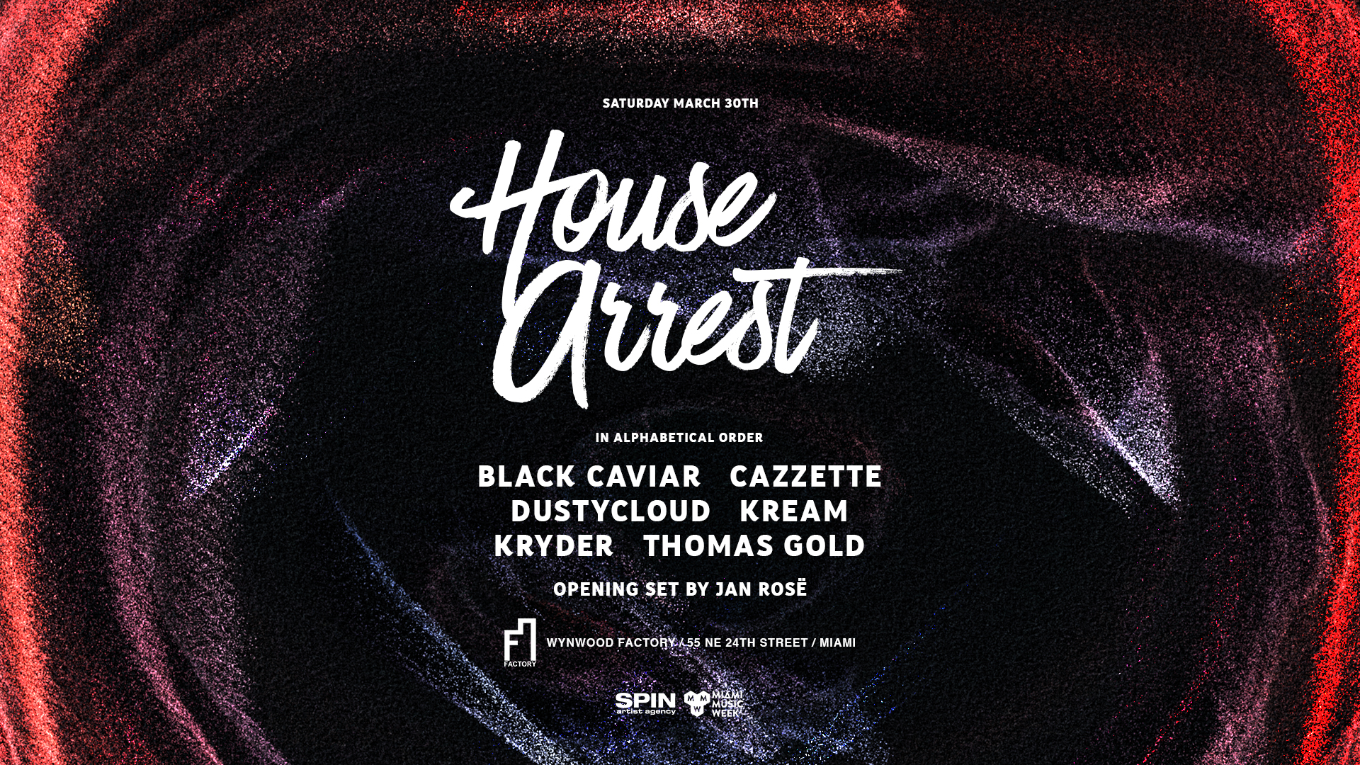 House Arrest feat. Kryder, Thomas Gold & Friends (West Room) Image