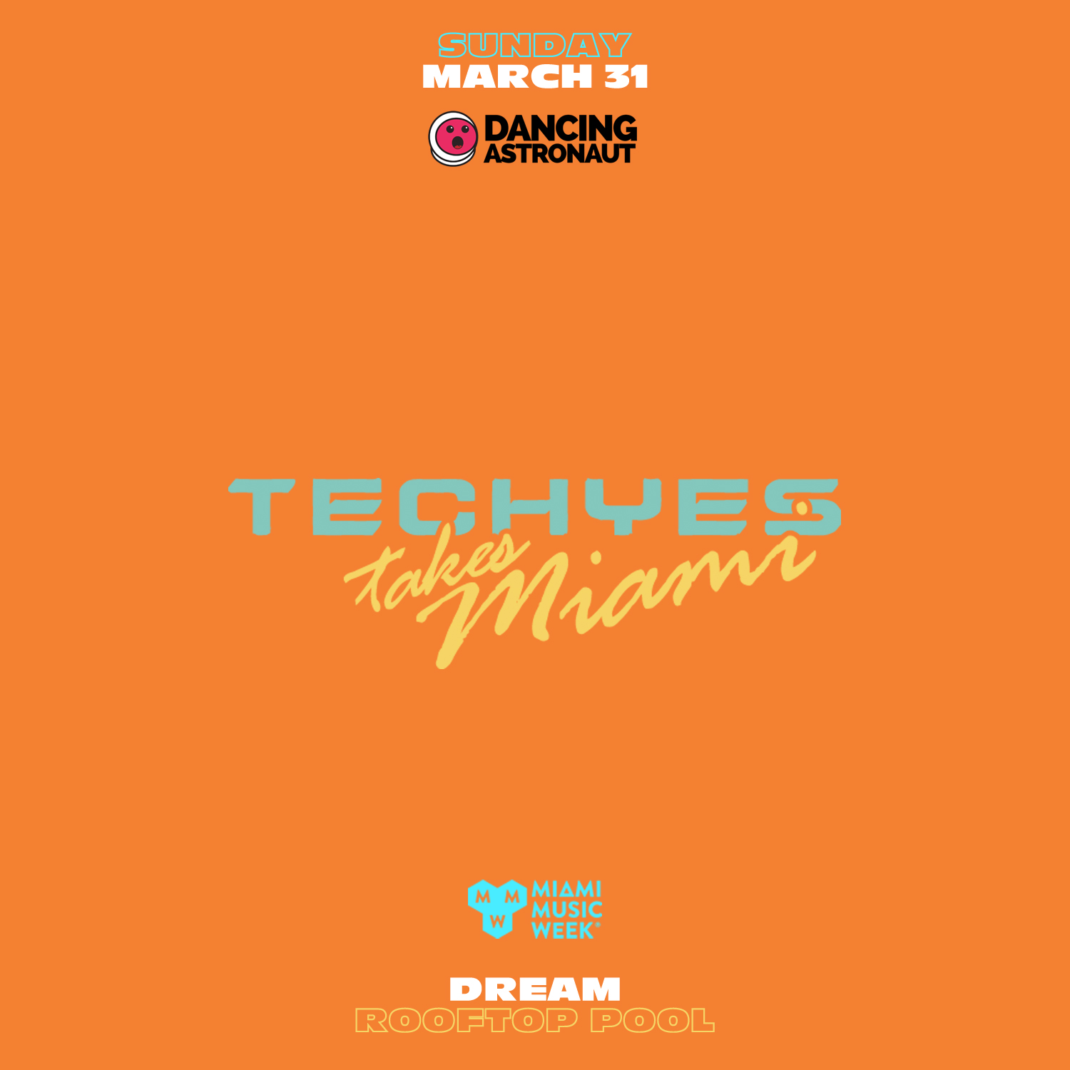 Techyes Takes Miami  Image