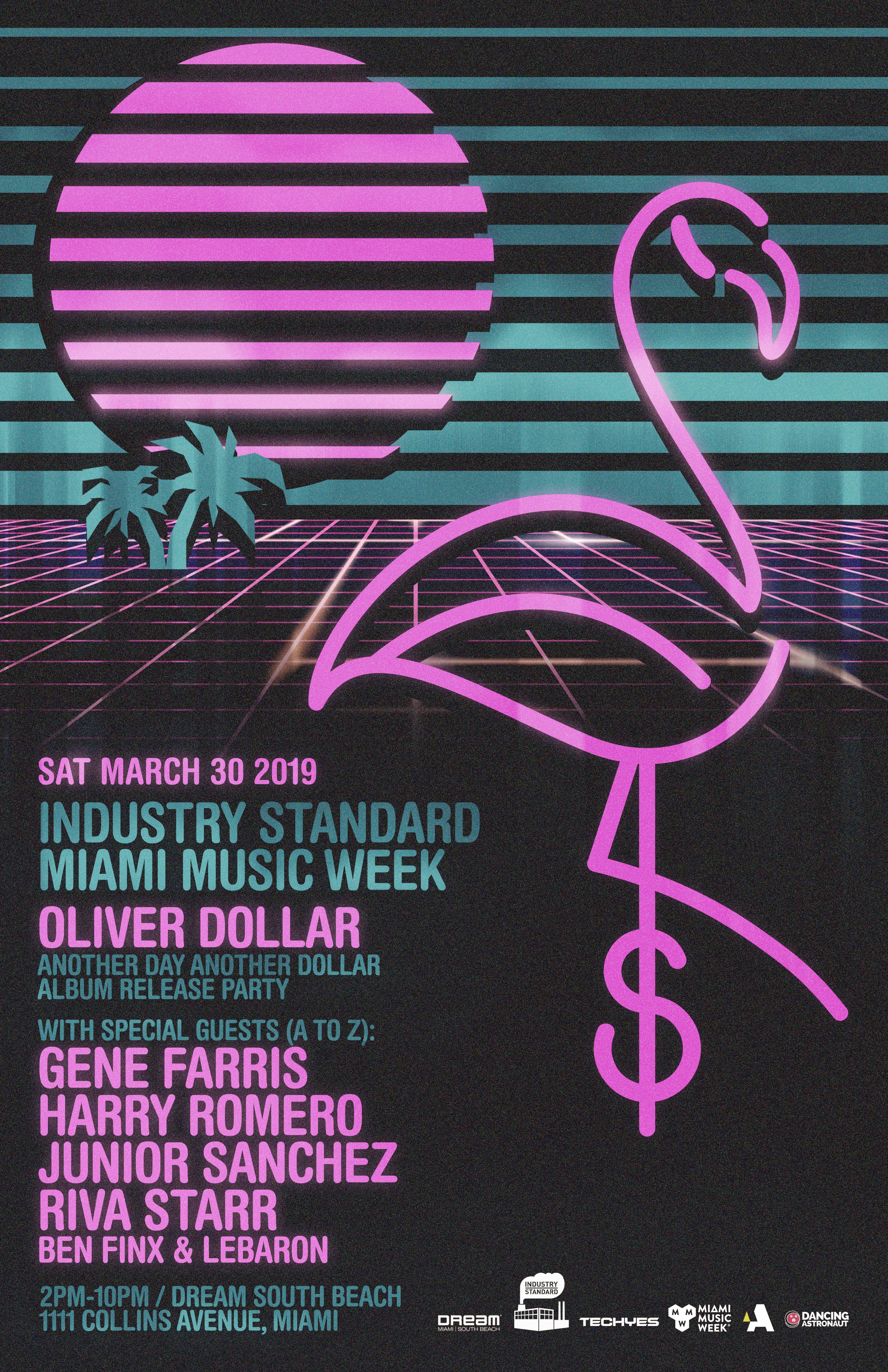 Oliver Dollar: Industry Standard Image