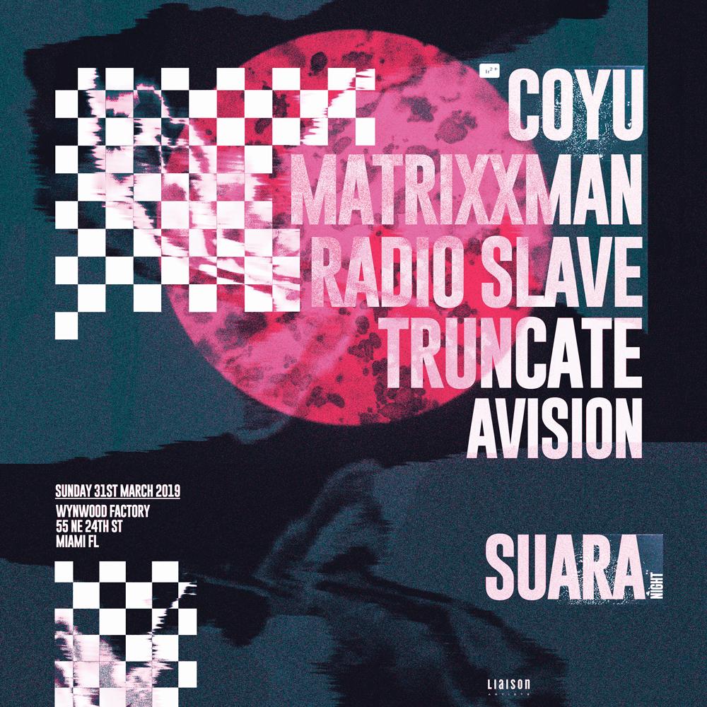Coyu presents Suara Showcase (East Room) Image