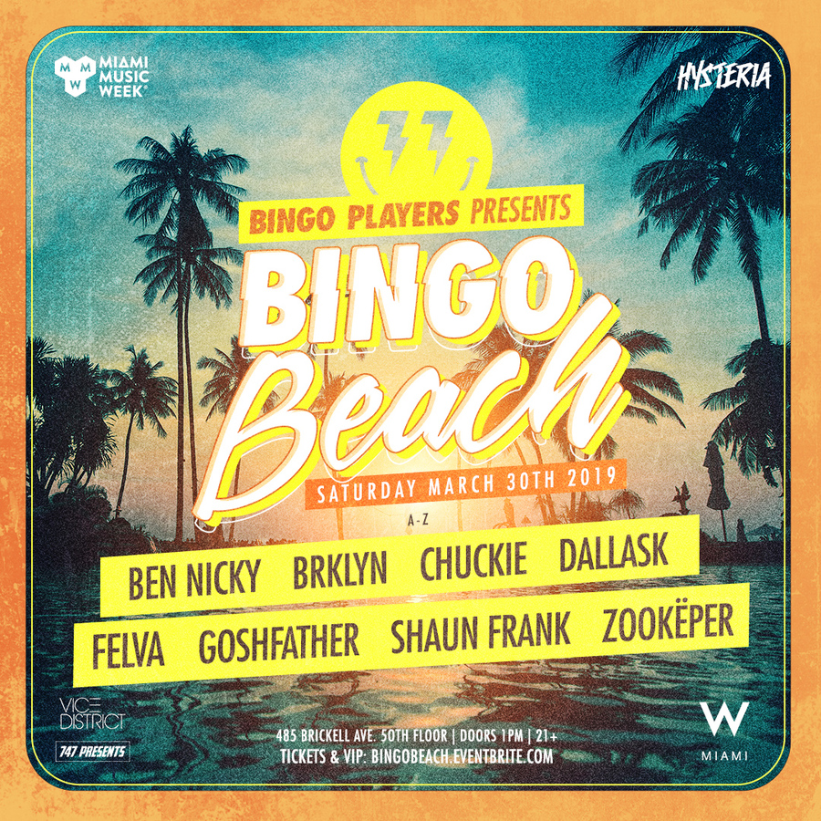 Bingo Players Presents Bingo Beach Image