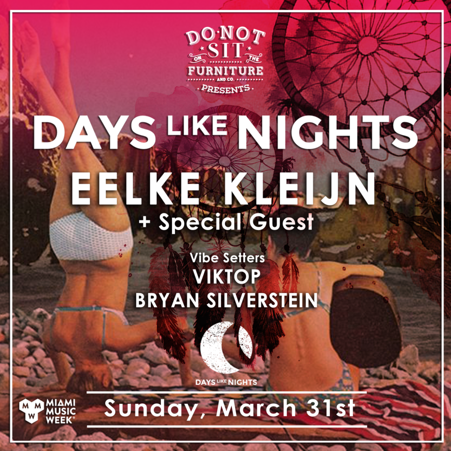 Eelke Kleijn presents Days Like Nights  Image
