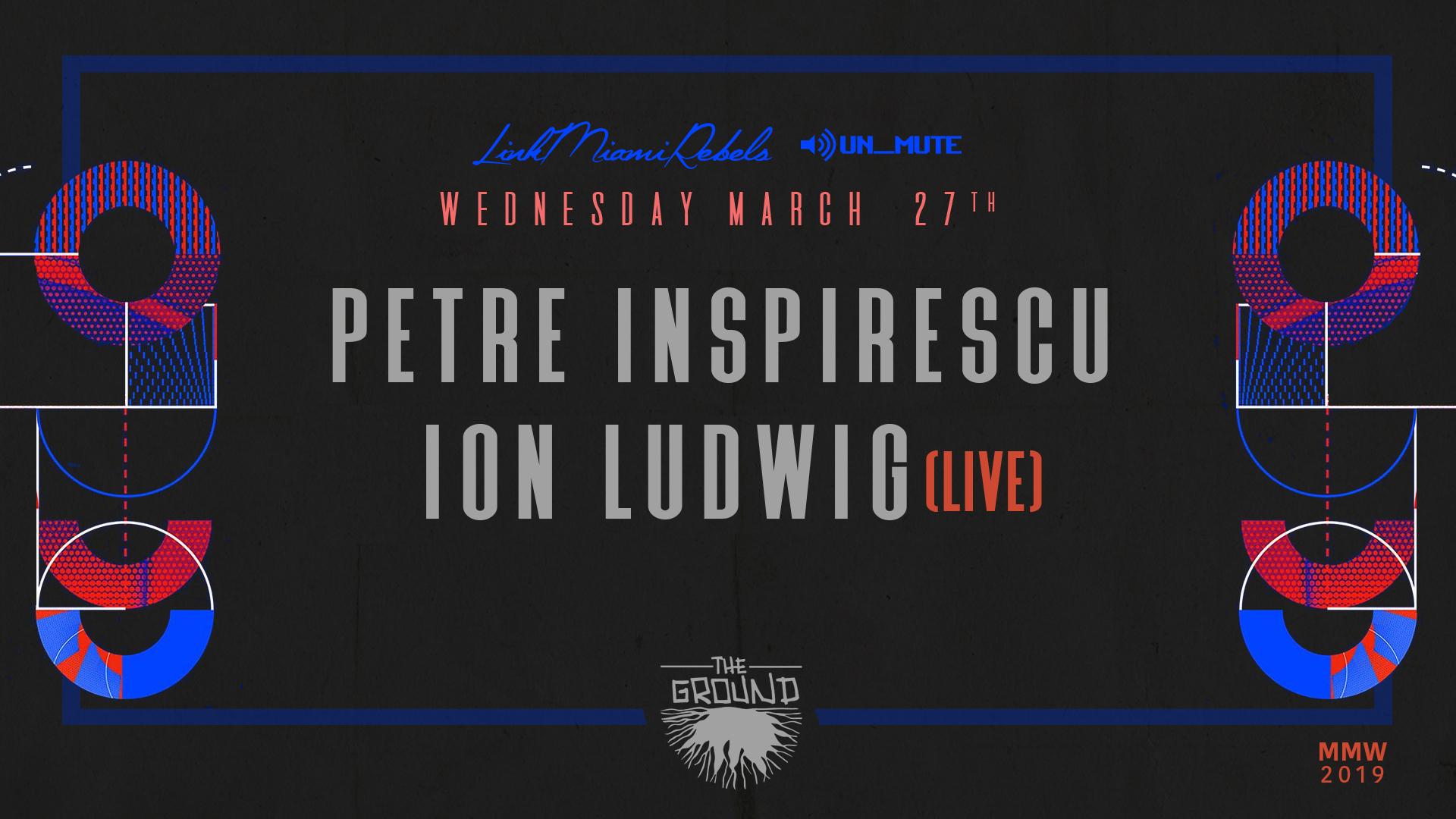 Petre Inspirescu + Ion Ludwig (live) Image