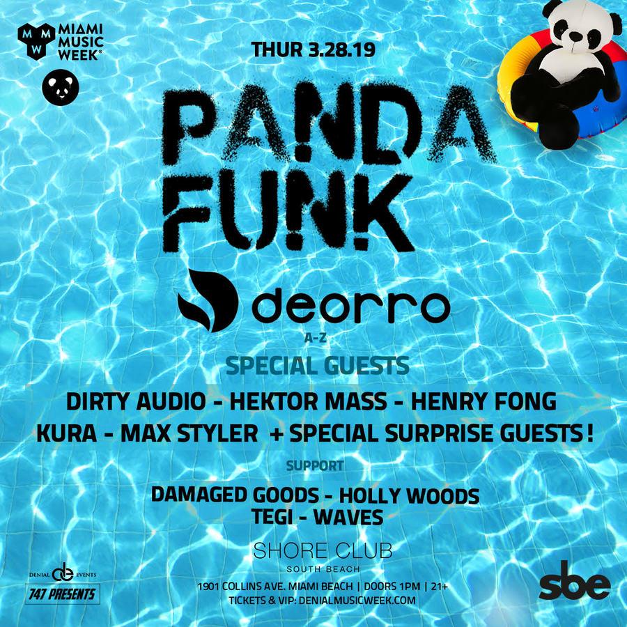 Deorro presents Panda Funk Image