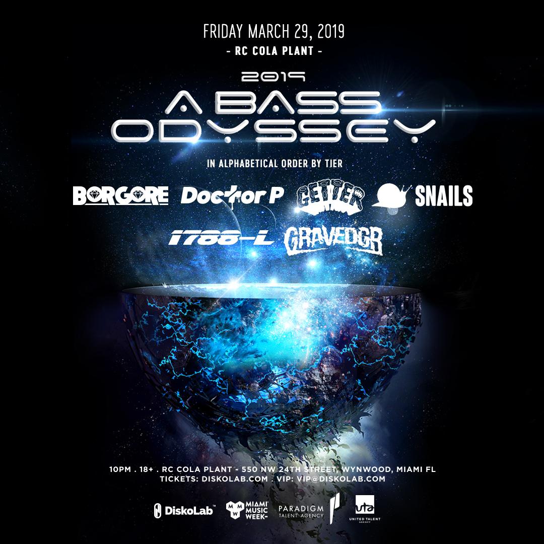2019: A Bass Odyssey Image