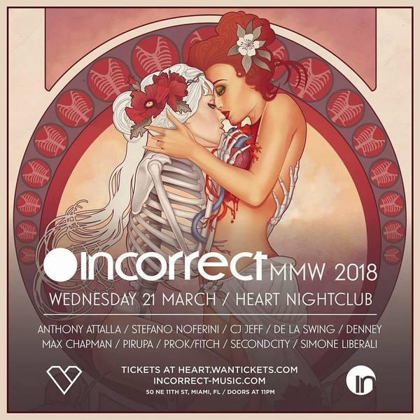 Incorrect Showcase 2018 Image