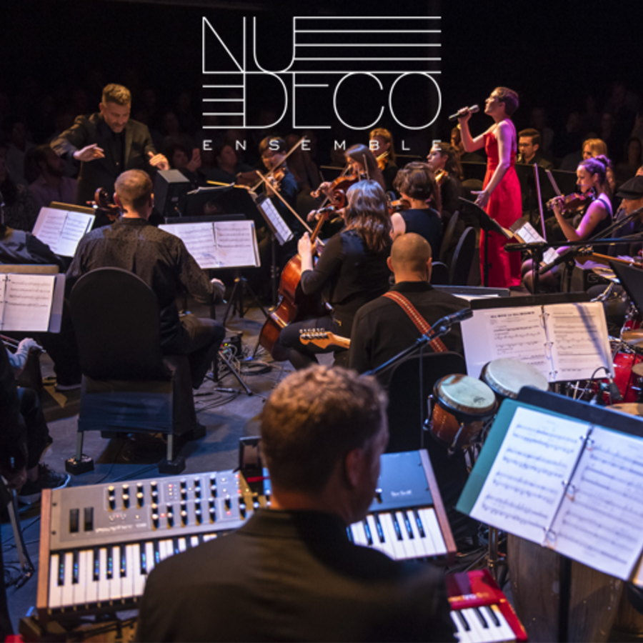 Nu Deco Ensemble at New World Center (Saturday) Image