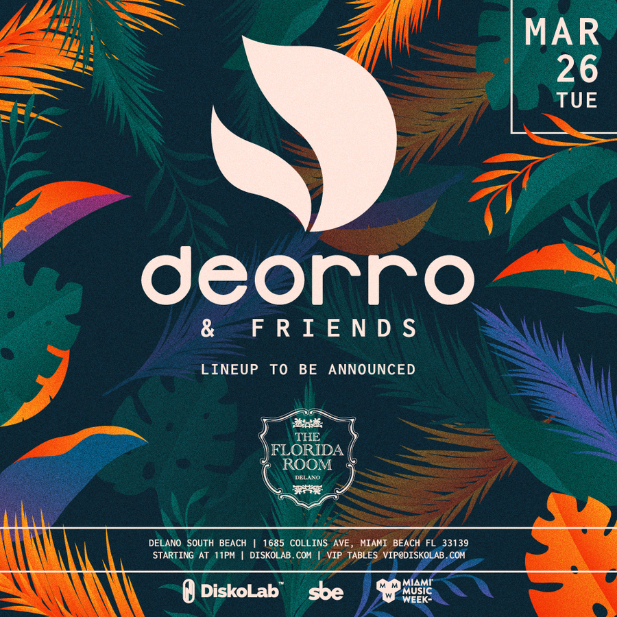 Deorro & Friends Image
