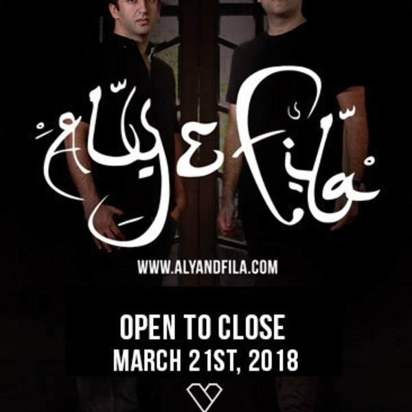 Aly & Fila (Open To Close) Image